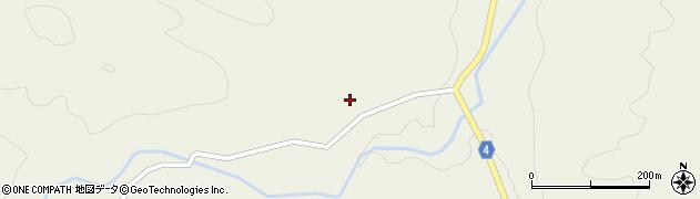山形県東置賜郡川西町玉庭179周辺の地図