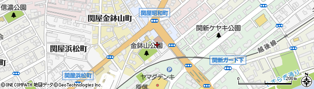 智月寺周辺の地図