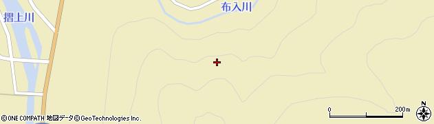 福島県福島市飯坂町茂庭周辺の地図