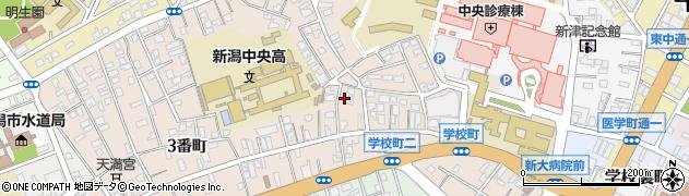 題目寺周辺の地図