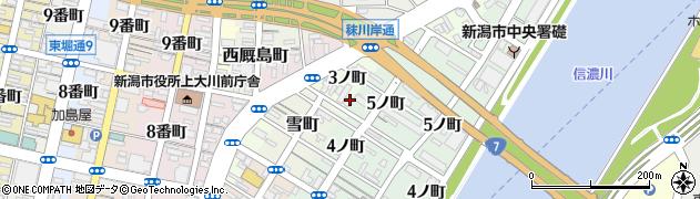 大円寺周辺の地図