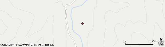 山形県西置賜郡小国町東滝7周辺の地図