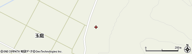 山形県東置賜郡川西町玉庭2236周辺の地図