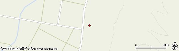 山形県東置賜郡川西町玉庭2647周辺の地図