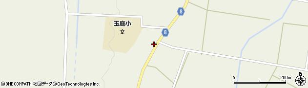 山形県東置賜郡川西町玉庭5266周辺の地図
