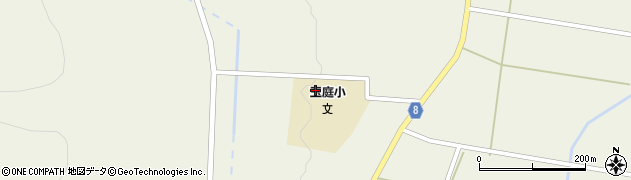 山形県東置賜郡川西町玉庭5255周辺の地図