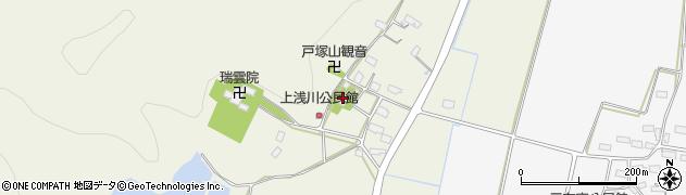 泉養院周辺の地図