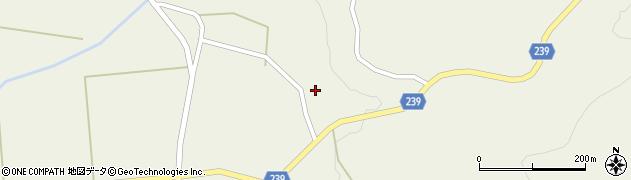 山形県東置賜郡川西町玉庭3027周辺の地図