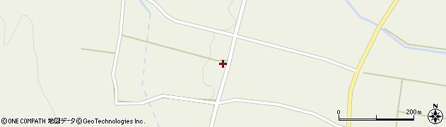 山形県東置賜郡川西町玉庭6654周辺の地図