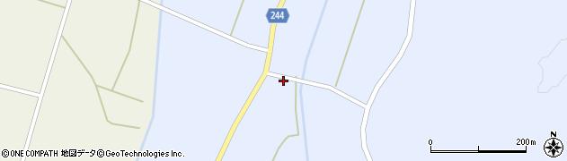 山形県東置賜郡川西町大舟1998周辺の地図