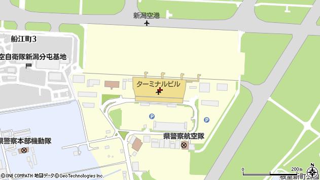 〒950-0001 新潟県新潟市東区松浜町の地図