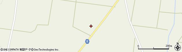 山形県東置賜郡川西町玉庭6708周辺の地図