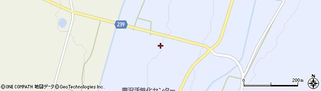 山形県東置賜郡川西町大舟948周辺の地図