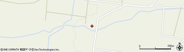 山形県東置賜郡川西町玉庭6715周辺の地図