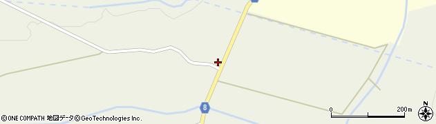山形県東置賜郡川西町玉庭3335周辺の地図