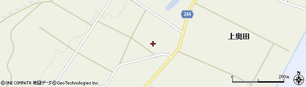 山形県東置賜郡川西町上奥田2329周辺の地図