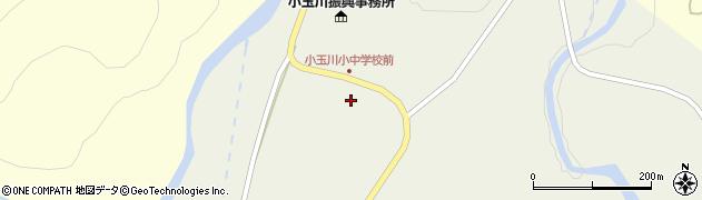 山形県西置賜郡小国町小玉川506周辺の地図