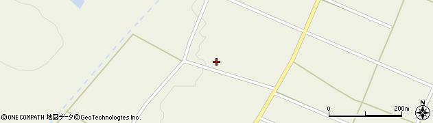 山形県東置賜郡川西町上奥田4186周辺の地図