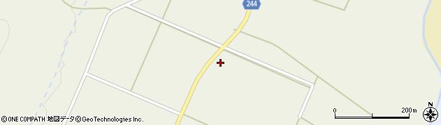 山形県東置賜郡川西町上奥田3410周辺の地図