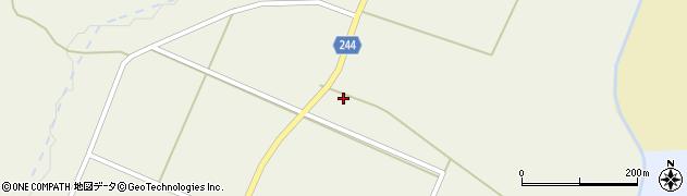 山形県東置賜郡川西町上奥田2073周辺の地図