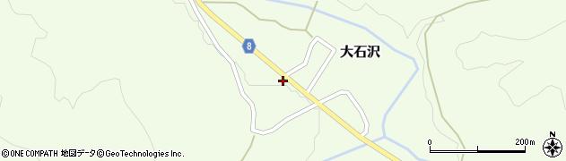 山形県西置賜郡小国町大石沢153周辺の地図