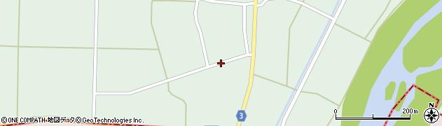 山形県東置賜郡川西町尾長島518周辺の地図