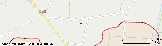 山形県東置賜郡川西町堀金394周辺の地図
