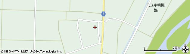 山形県東置賜郡川西町尾長島481周辺の地図