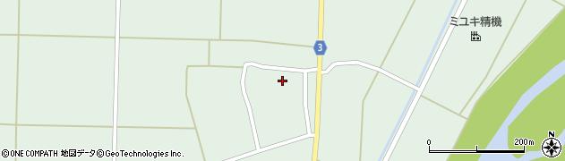 山形県東置賜郡川西町尾長島484周辺の地図