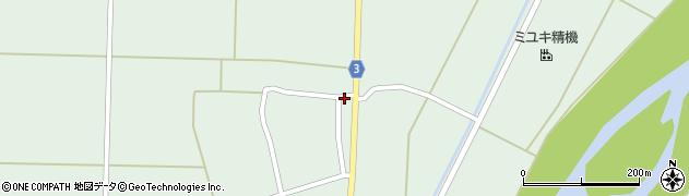 山形県東置賜郡川西町尾長島867周辺の地図