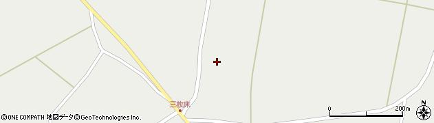 山形県東置賜郡川西町堀金379周辺の地図