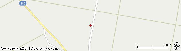 山形県東置賜郡川西町堀金298周辺の地図