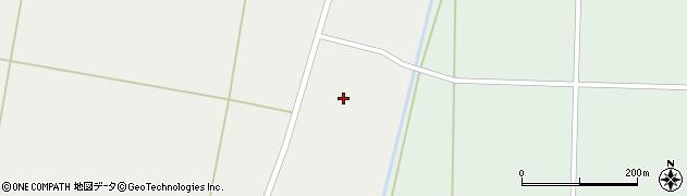 山形県東置賜郡川西町堀金545周辺の地図