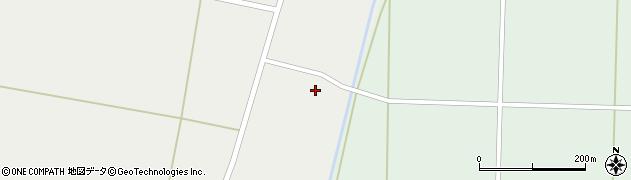 山形県東置賜郡川西町堀金530周辺の地図