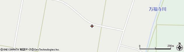 山形県東置賜郡川西町堀金826周辺の地図