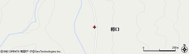 山形県西置賜郡小国町樽口93周辺の地図