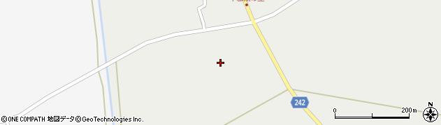 山形県東置賜郡川西町堀金1011周辺の地図
