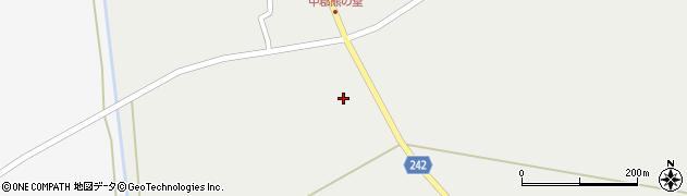 山形県東置賜郡川西町堀金1020周辺の地図
