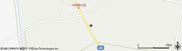 山形県東置賜郡川西町堀金997周辺の地図