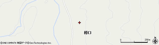 山形県西置賜郡小国町樽口267周辺の地図