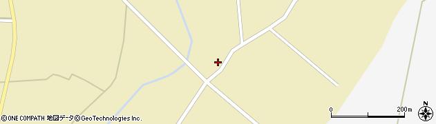 山形県東置賜郡川西町下奥田1297周辺の地図