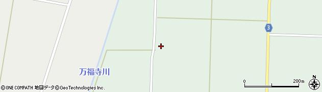 山形県東置賜郡川西町尾長島1112周辺の地図
