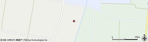 山形県東置賜郡川西町堀金1404周辺の地図