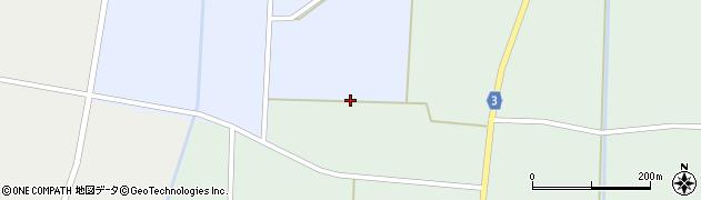 山形県東置賜郡川西町尾長島西小屋周辺の地図