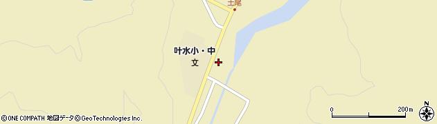 山形県西置賜郡小国町叶水346周辺の地図