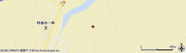 山形県西置賜郡小国町叶水385周辺の地図