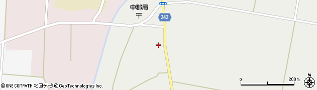 山形県東置賜郡川西町堀金1377周辺の地図