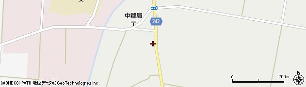 山形県東置賜郡川西町堀金2121周辺の地図