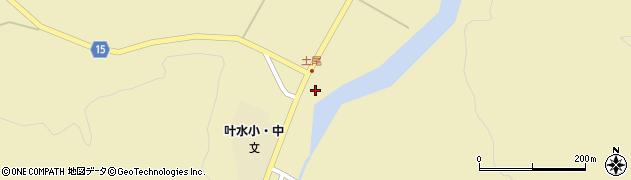 山形県西置賜郡小国町叶水357周辺の地図