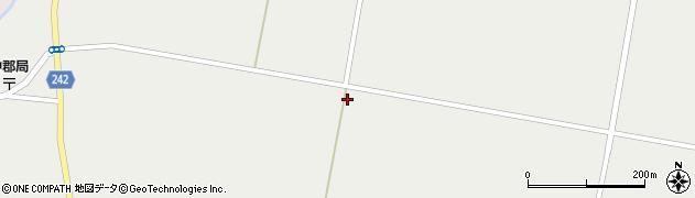 山形県東置賜郡川西町堀金2213周辺の地図
